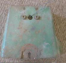 Old JOHN DEERE Power Take Off Cover