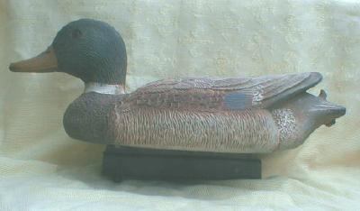 Mallard Duck DECOY Flambeau/Drake/Plastic - Old