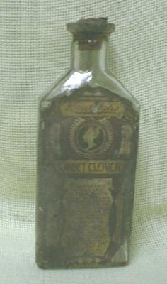 Rawleigh's Sweet Clover Skin Care OLD! Bottle