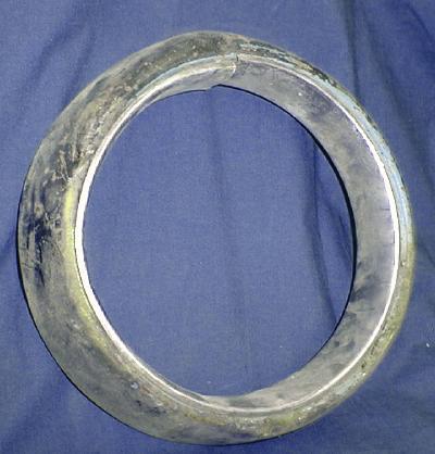 1954 Pontiac Headlight Ring Bezel