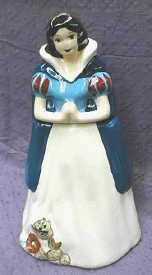 Disney SNOW WHITE COOKIE JAR - SNOWWHITE