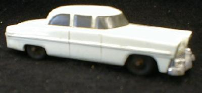 1954 1955 Lionel Lincoln or Ford car 4/12