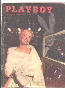 Playboy Mens Magazine October 1957
