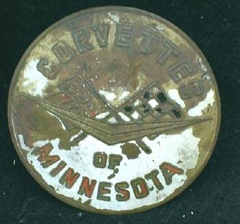 CORVETTES of Minnesota Emblem Chevrolet OLD
