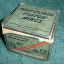 Old Mor-Power Superior PISTON RINGS Co. Model T ? NOS