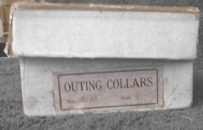 Men's Outing Collars Original Box - Old General Store NOS