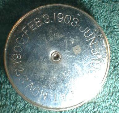 ROSE Automatic Scissors Grinder OLD! 1904 - ORIGINAL Box