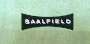 Inlaid Circle Puzzle SAALFIELD Birds Spring - Vintage