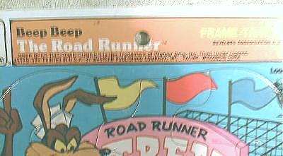 Puzzle Road Runner Whitman Warner Bros Looney Tunes - OLD