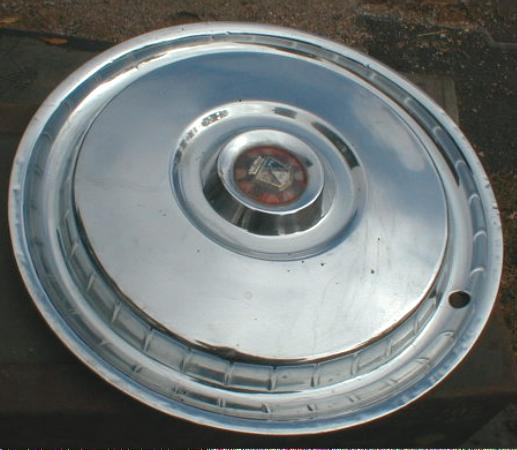 One Hub Cap for 1955 or 1956 FORD