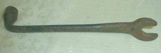 Old Model T Ford Wrench