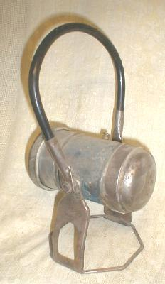 Old EMPIRE Railroad Lantern Lamp Battery Operated Light