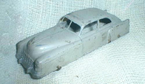 Old CADILLAC Car Early 1950's  Diecast 6