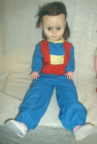 Old UNEEDA Doll 24