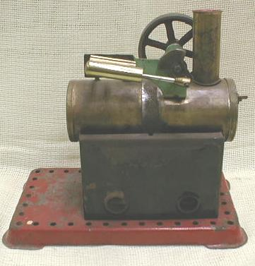 Old MAMOD Steam Engine - Made in England