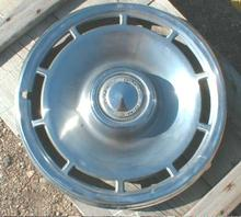 One Hub Cap for Older GMC