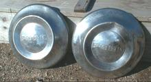 Set of 2 Hub Caps for 1953? FORD