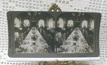 Stereoview Card - Fjeldsaeter Sanitarium, 1906, Trondhjem, Norway