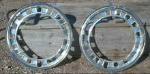 Set of 2 Hub Cap RINGS