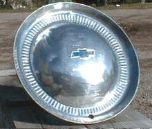 One Hub Cap for 1949 - 1950? CHEVROLET