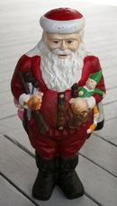 Santa Andirons