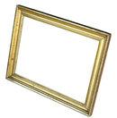 Lemon Gold Frame
