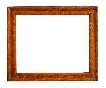 Bird's-Eye-Maple Picture Frame
