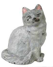Persian Cat Doorstop