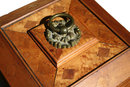 Bird's Eye Maple and Ivory Sailor's Box