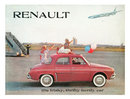 Renault 1959 Color Catalog
