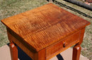 Tiger Maple Stand