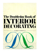 The Doubleday Book Of Interior Decorating
