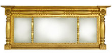 Overmantel Mirror