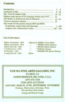 Auction Prices of American Artists, 1988-1990