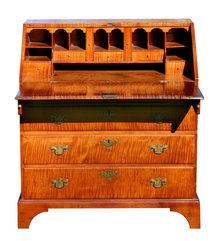 Tiger Maple Desk