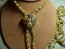 Exquisite Victorian Gold Long Chain with