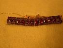Exquisite Circa 1900 Garnet Bracelet