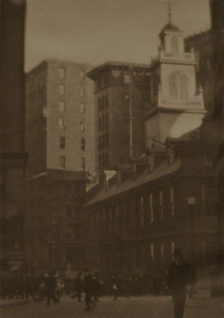 Rupert Lovejoy: Old State House, Boston