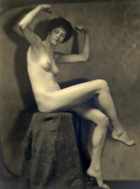 Nickolas Muray (attrib.): untitled female nude