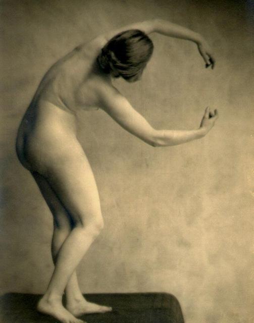 Nickolas Muray: untitled female nude (#14)