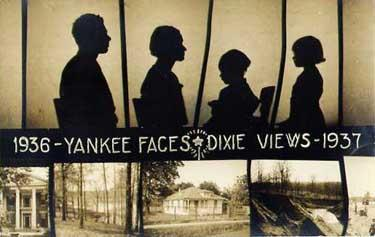 Yankee Faces / Dixie Views