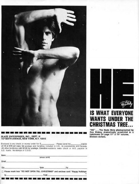Roy Blakey: Christopher Aponte, Jan. 24, 1972 (B #10A)