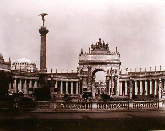 Panama Pacific International Exhibition, 1915