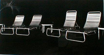 Neil Hart: Pool Chairs