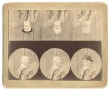 Six Portraits of a Man
