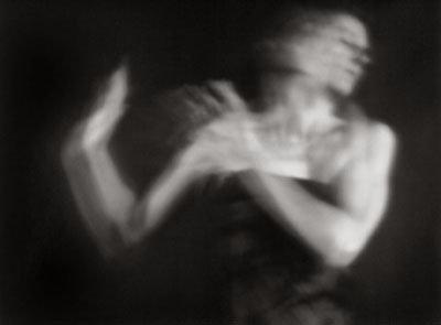 Alyson Belcher: Pinhole Camera Self-Portrait (#49A)