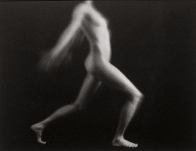 Alyson Belcher: Pinhole Camera Self-Portrait (#38D)