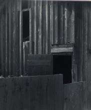 Imogen Cunningham: Abstract Wall