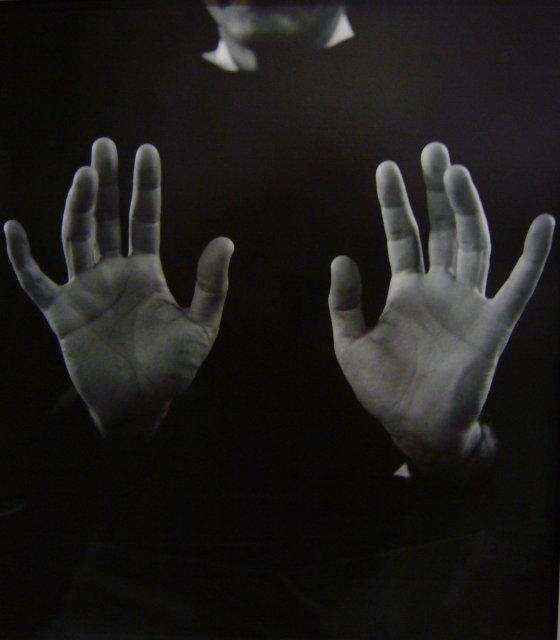Imogen Cunningham: Hands of a Hand Surgeon