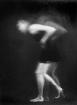Alyson Belcher: Pinhole Camera Self-Portrait (#35C)